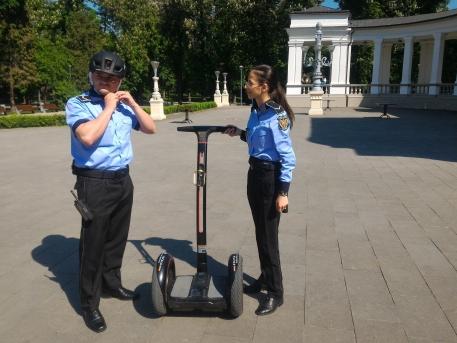 Poliția Locală a prostit și scuterul Segway. Producătorul îl retrage de pe piață   Academia Catavencu